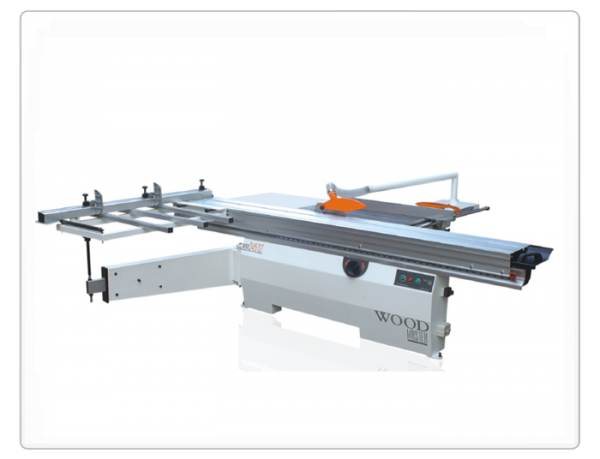 Dimension Saw With Scoring Cutter machine