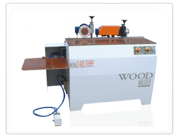 Trimmer, Buffer & End Cutting Machine