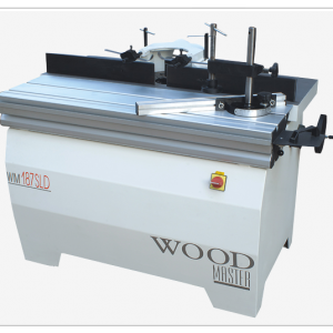 vertical spindle moulder machine